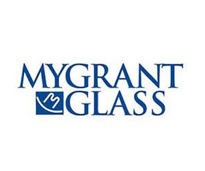 Mygrant Glass Logo