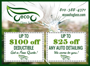 auto glass repair coupon