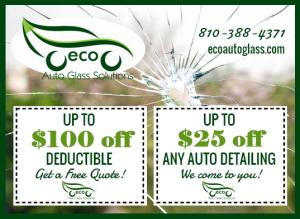 auto glass repair coupon