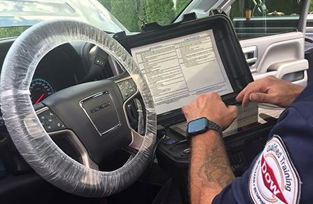 Eco Auto Glass Advanced Driver Assistance Systems Calibration